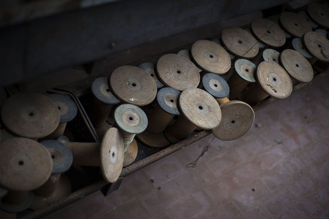Abandoned Textile Factory (Italy) March 2015