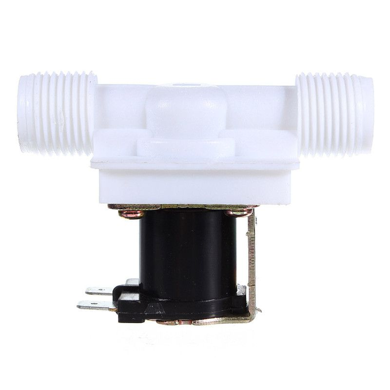 1 2 Dc 12v Electric Solenoid Valve N C Water Air Inlet Flow Switch Normally Closed 1 2 Inch Valves Electricity Valve Laptop Computers