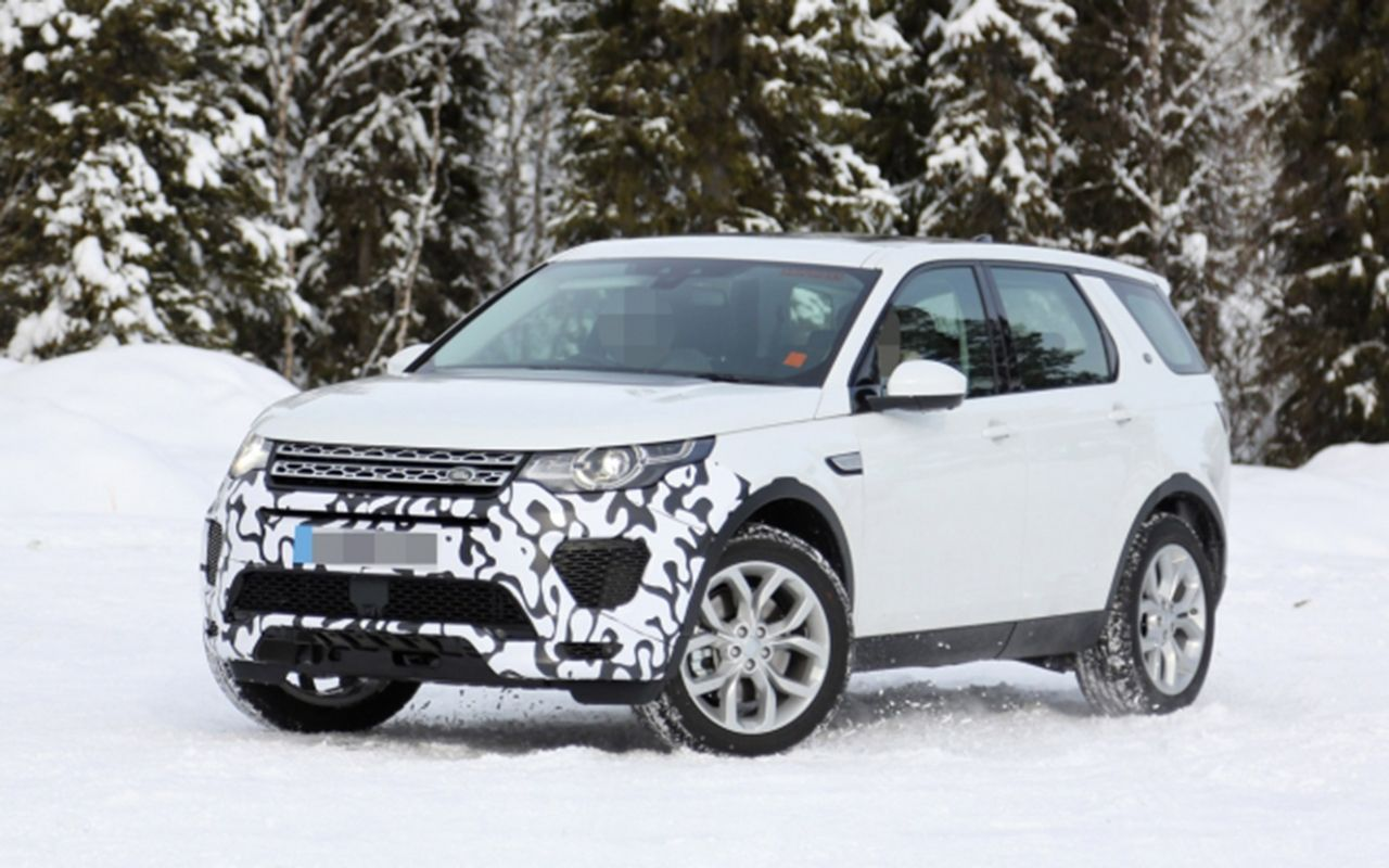 2018 Land Rover Discovery Sport http//www.carmodels2017