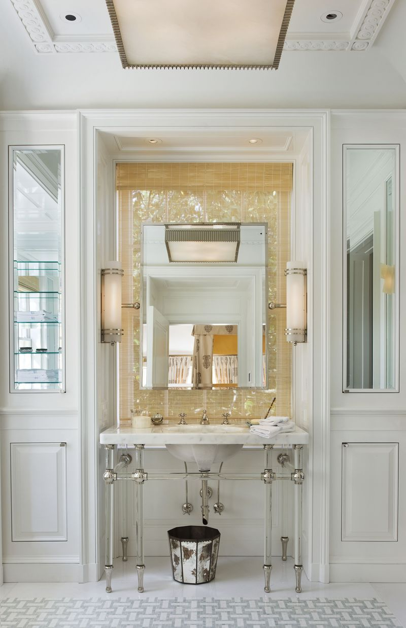 recessed vanity + mirrored built ins | GreatAmerHouse_Shaefer_p201 ...