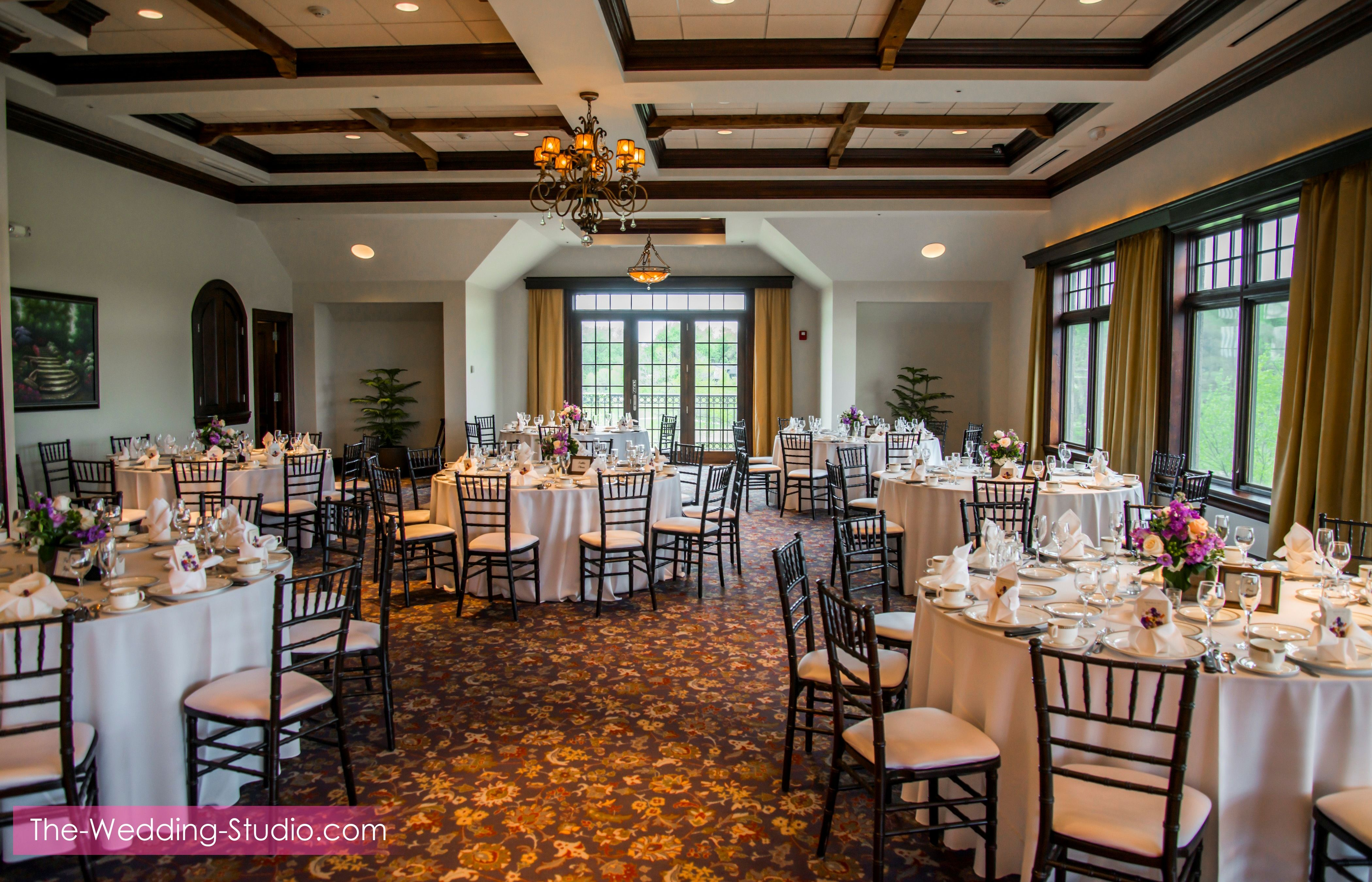 Wedding At Makray Memorial Golf Club Photographed By The Studio Schaumburg Il