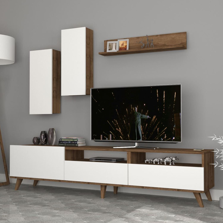 Dmodul Esse Tv Sehpasi 180 Cm Dekorazon Renkler Tv Evler