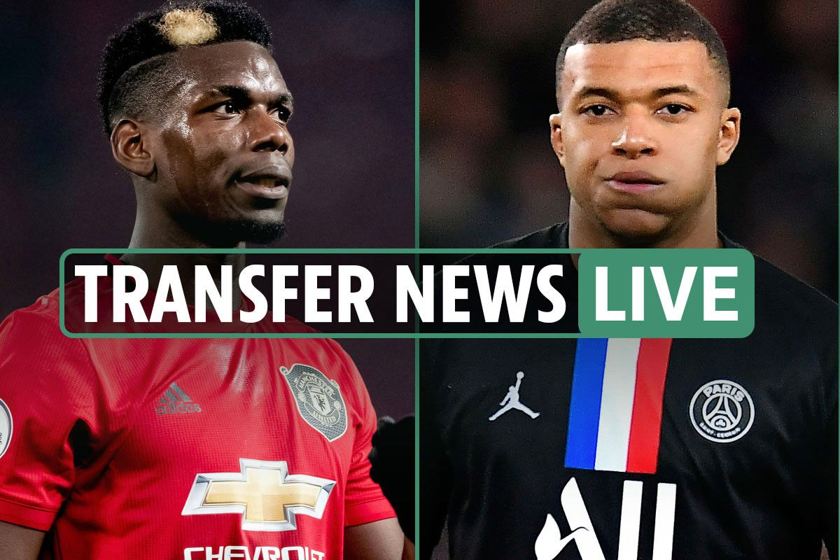 8am Transfer News Live Mbappe Real Madrid Terms Agreed Pogba Latest Man Utd And Chelsea Werner Boost In 2020 Transfer News Real Madrid Madrid