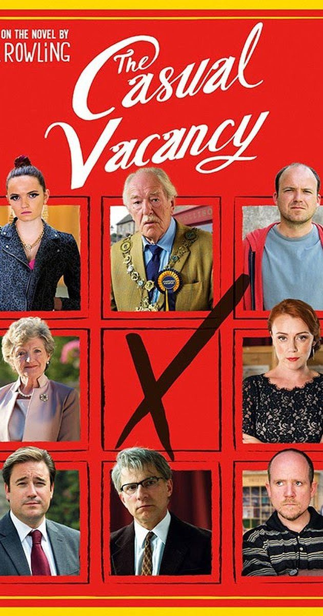 The Casual Vacancy Tv Mini Series 2015 Imdb Books Etc