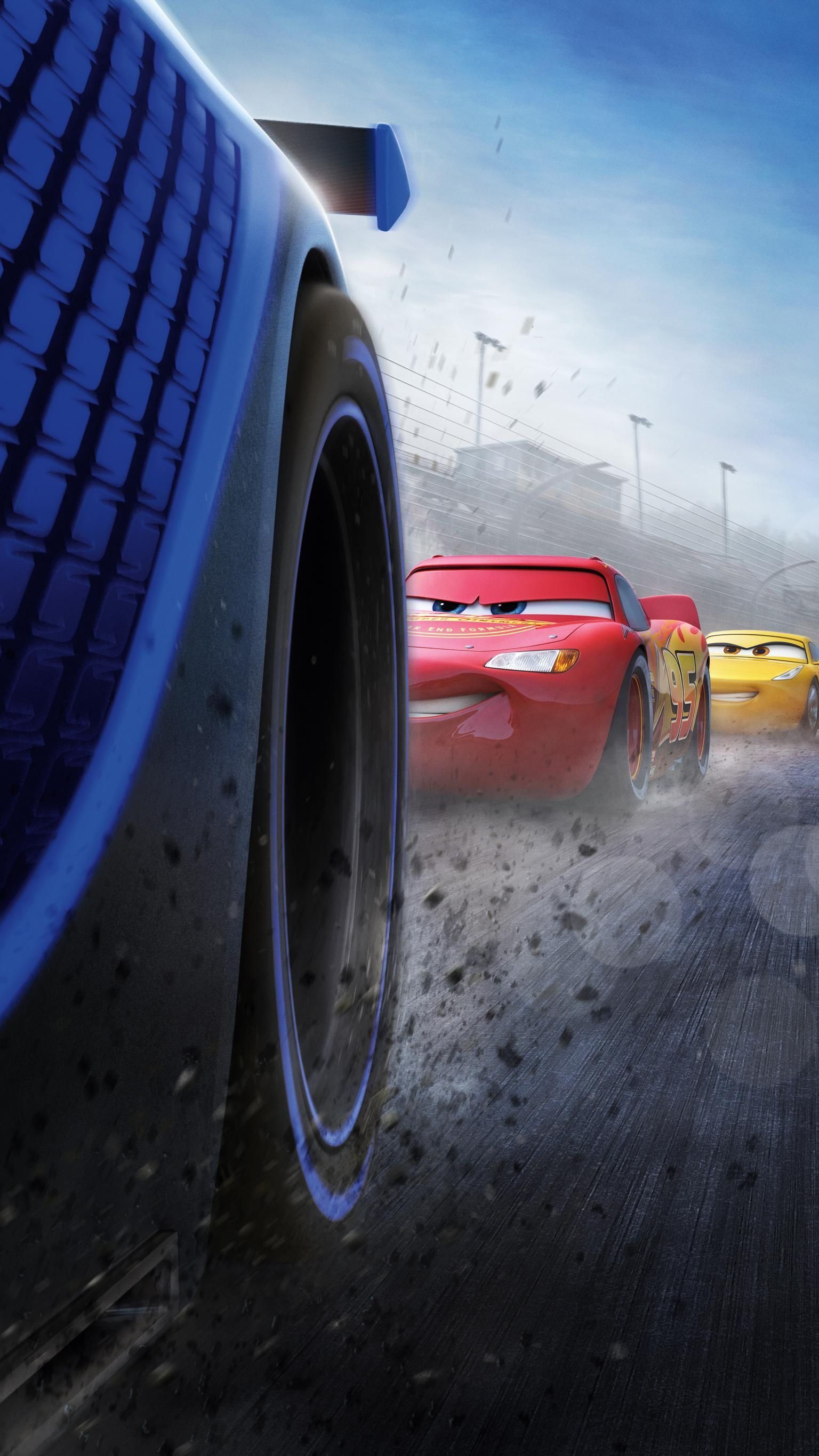 Cars 3 2017 Phone Wallpaper Fondos De Pantalla De Coches