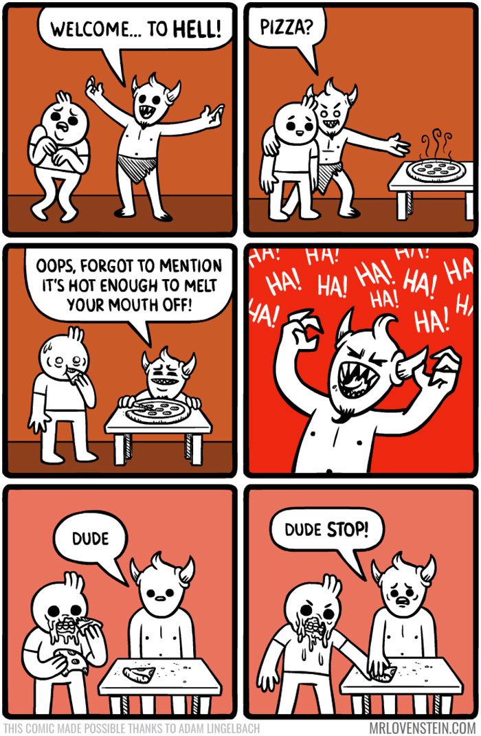 New Funny Comics 105 Brutally Hilarious Comics For People Who Like Dark Humour Funny Comics 6