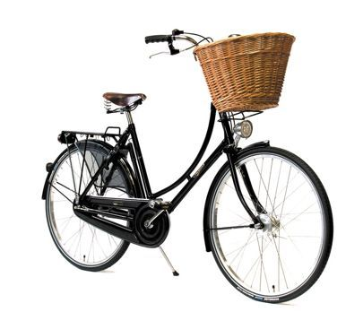 Princess Pashley Sovereign Best British Town And Country Bicycle