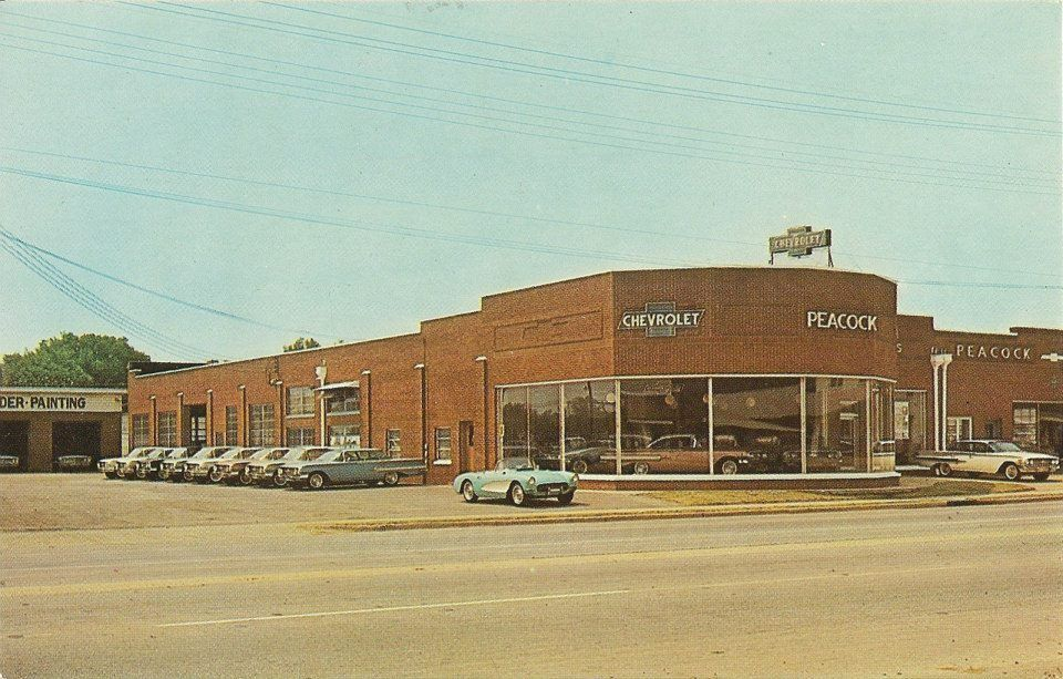 Pin By Rich Gerard On Shades Of The Past Car Dealership Chevrolet Chevrolet Dealership