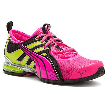 PUMA Voltaic 4 MT...crazy colors but i love this shoe :)