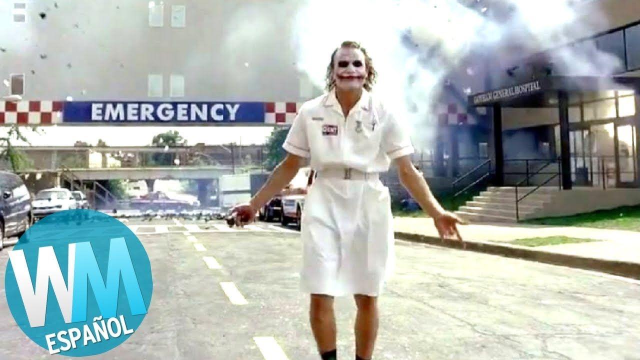 ¡Top 10 Momentos IMPROVISADOS de Película!
