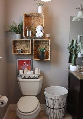 20 Ideas para personalizar tu baño y hacerlo más acogedor