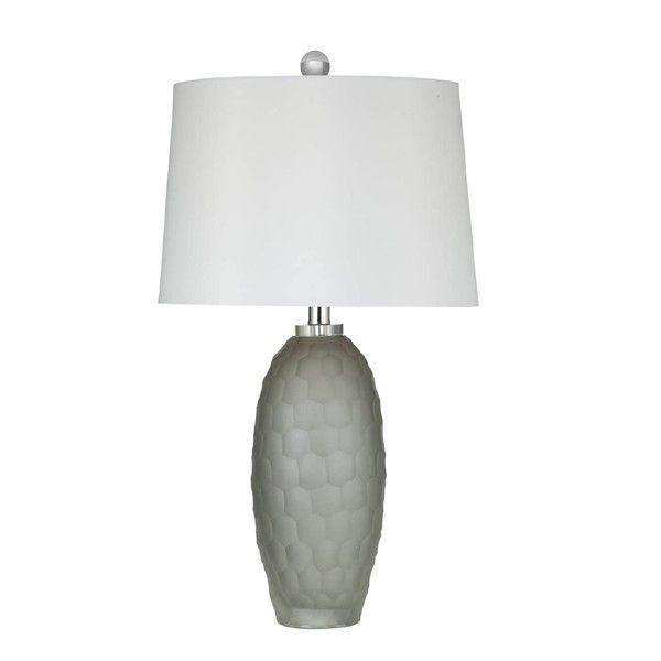 Milaca clear cut glass table lamp bassett mirror pinterest milaca clear cut glass table lamp mozeypictures Images