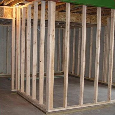 wall framing basics frames on wall build a wall building on wall frames id=33809