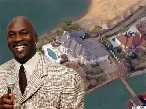 Michael Jordan Scoops Up North Carolina Manse For $2.8M
