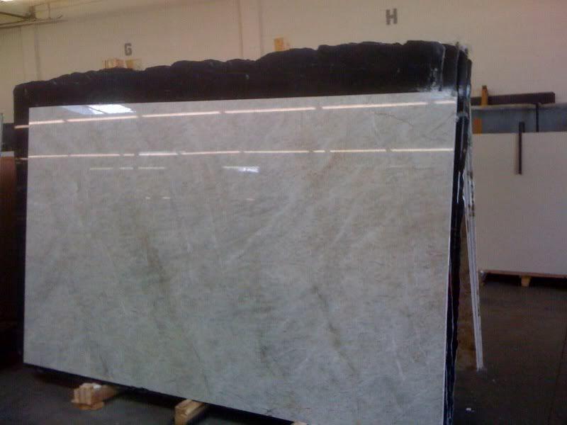 Quartzite Countertop Honed Polished Backsplash Paint Question