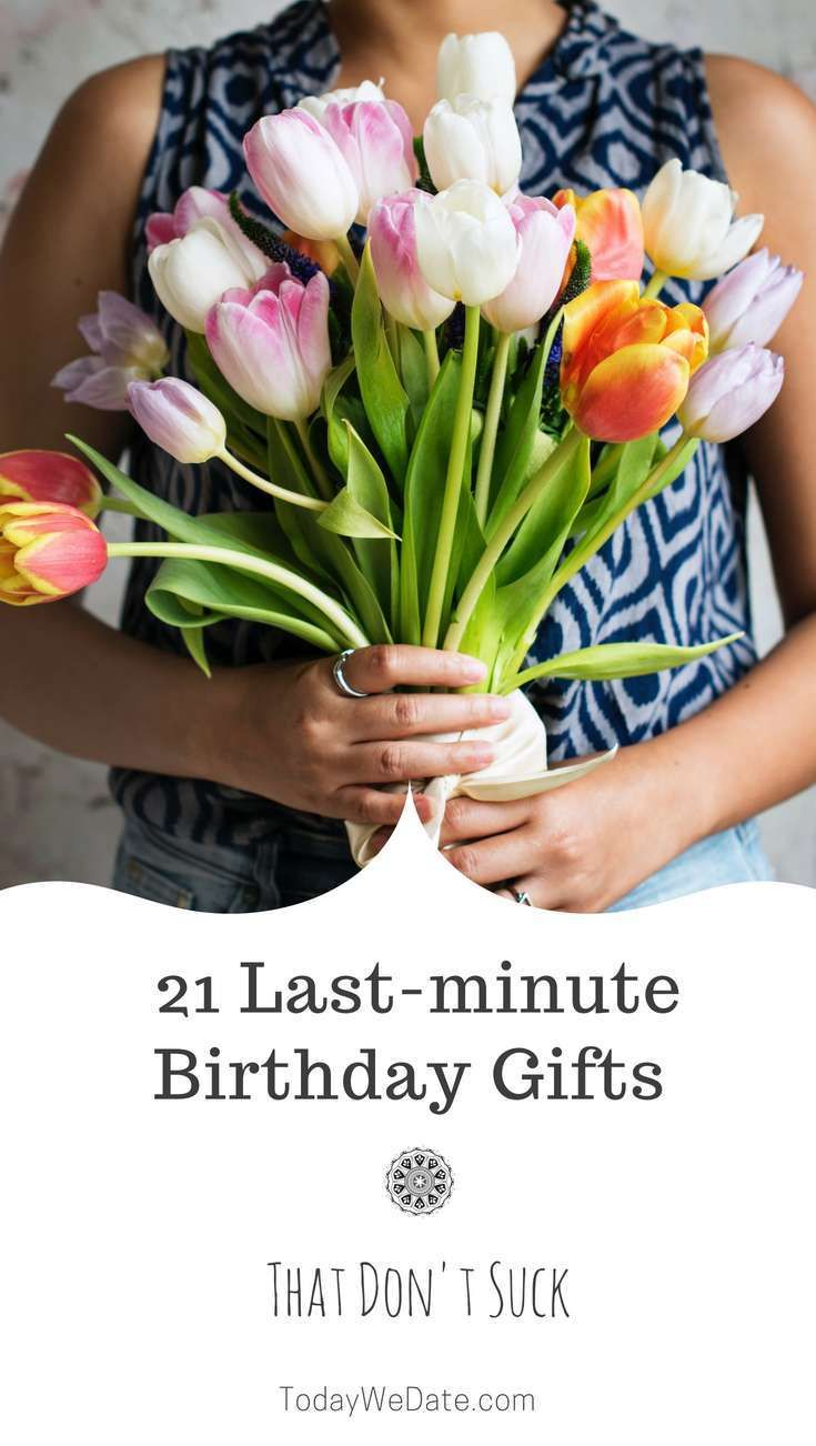 For Him Creative Birthday Guys Last Minute Unique Thoughtful Ts Husband Also Who Seems To Have