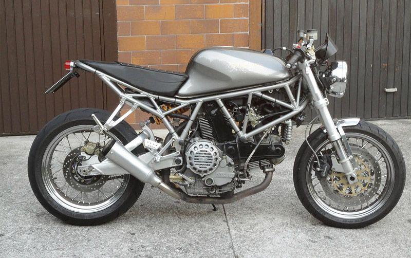 Ducati Ss1000 01 Ducati Ss1000 Custom Ducati Cafe Racer Ducati 900ss Ducati