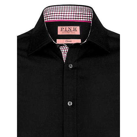 Modern Rarity Split Leg Trousers, Black | Pink, Shirts and Shirts ...