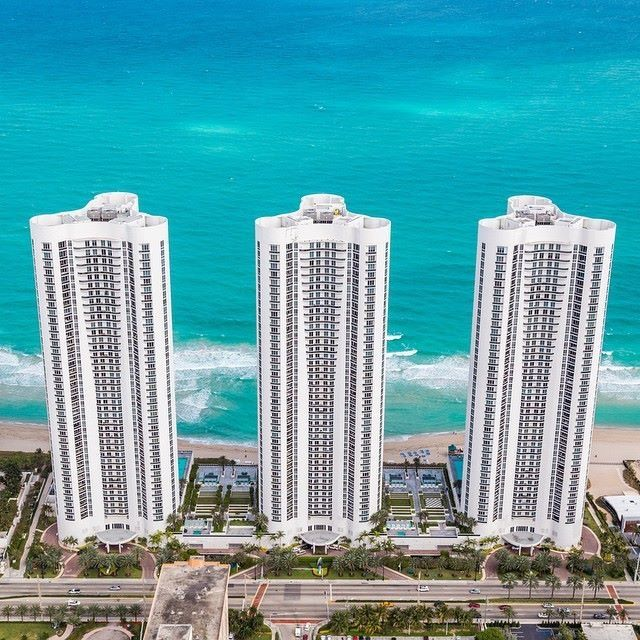 Trump Towers Miami Photos South Beach Places