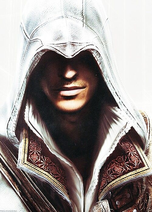 Ladies and Gentlemen, I present to you... My husband! Ezio Auditore da Firenze :) - Assassin's Creed II
