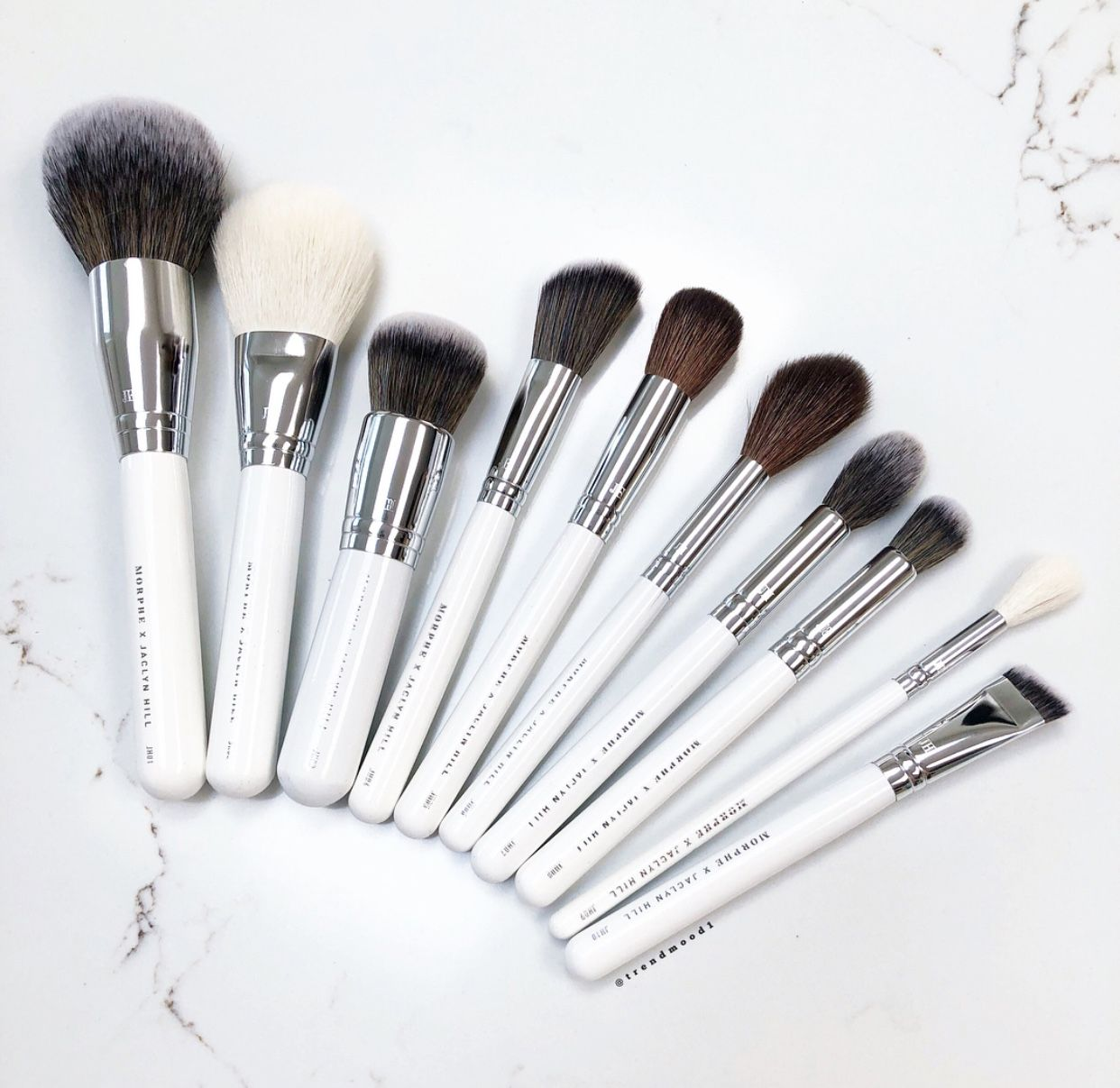 Jaclyn Hill x Morphe Brush Vault Collection Jaclyn hill