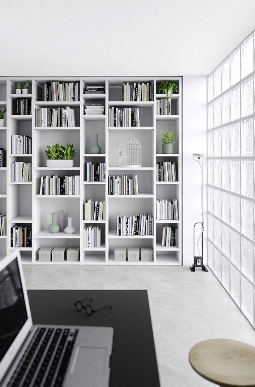 Librerie a ponte L\'infinita possibilità compositiva caratterizza la ...