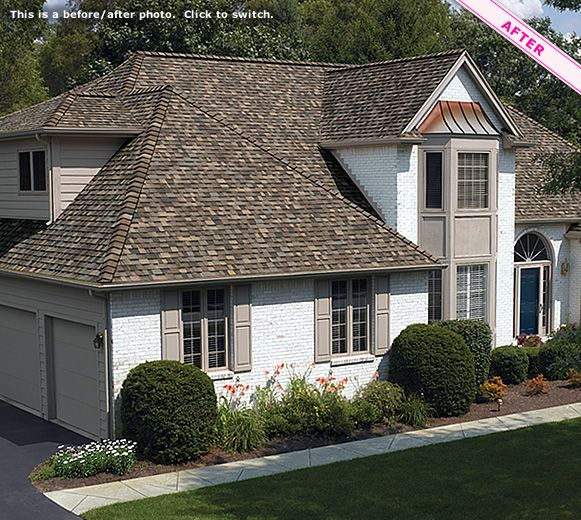 Best Owens Corning Roofing Photo Gallery Trudefinition® Duration® Designer Colours™ Collection 400 x 300