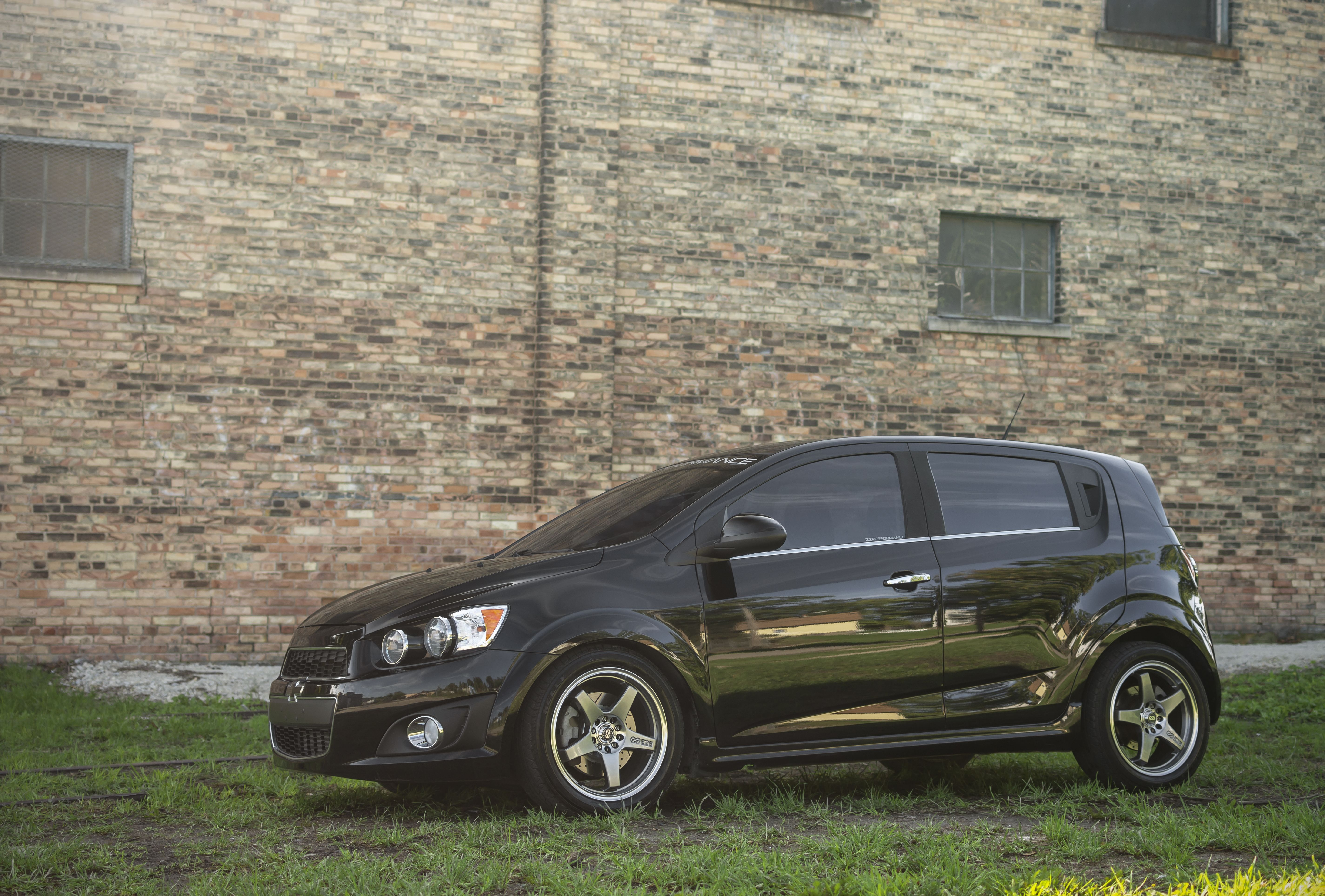 2012 Chevy Sonic Turbo Built By Zzperformance Chevy Sonic