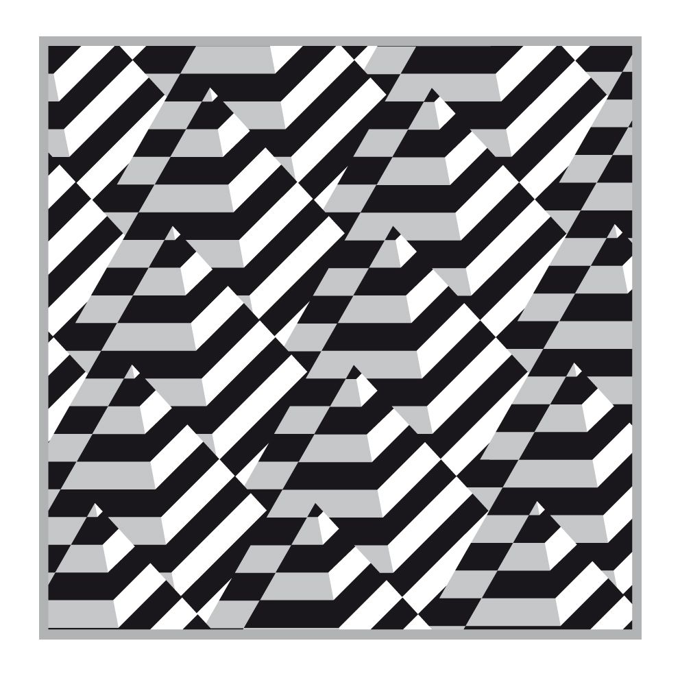 Op Art Designs : Op art rectangles