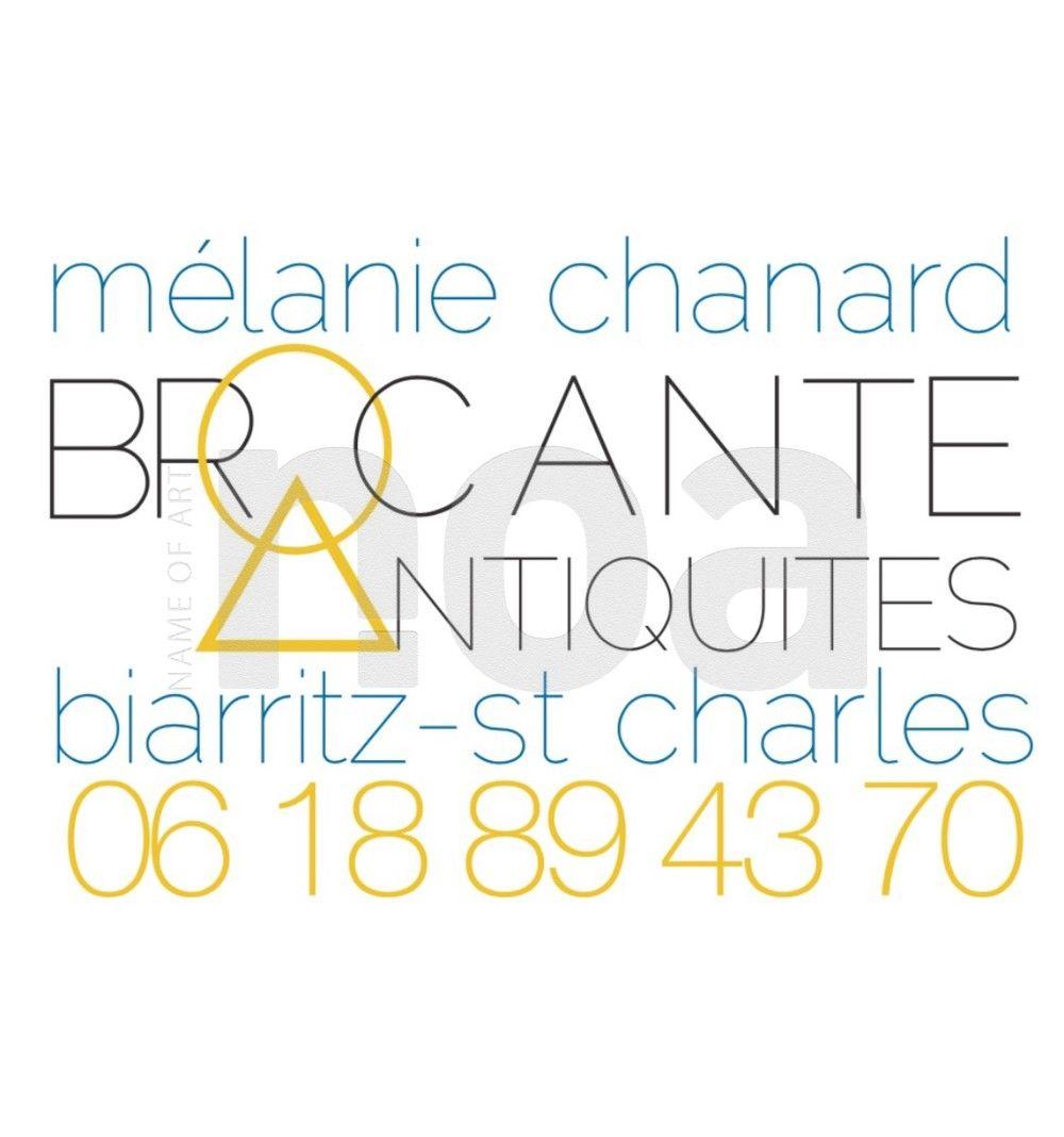 Antiquités Mélanie CHANARD