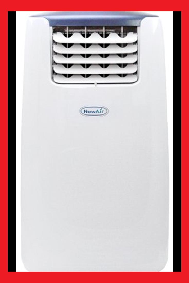 NewAir AC14100H 14,000 BTU Portable Air Conditioner Plus