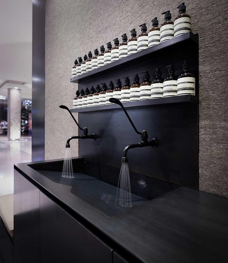 Tour Of Aesop Stores Around The World Der Ganzen Welt Design Welt
