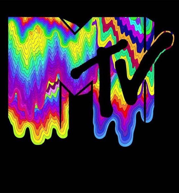 Mtv Logo By Jenn Stark Mtv Logo Mtv Aesthetic Iphone Wallpaper