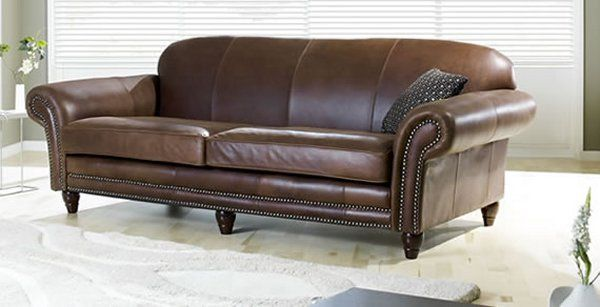 2018 Small Leather Sofa For A Beautifully Furnished Living Area