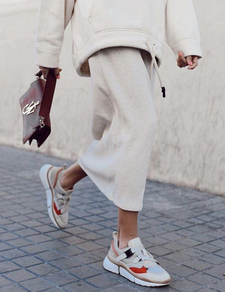 15++ Sneaker im winter stylen 2021 ideen