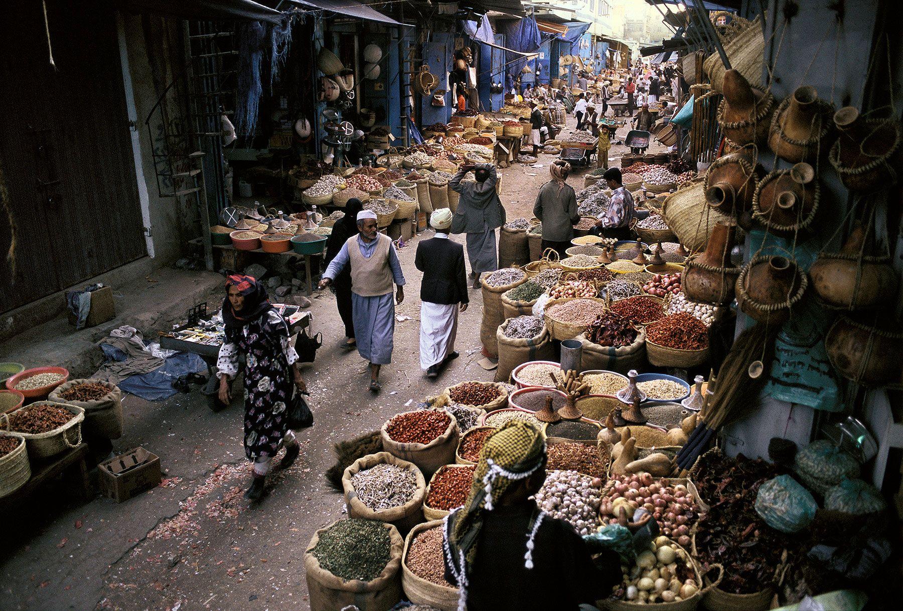 Where the World Meets | Steve McCurry Yemen