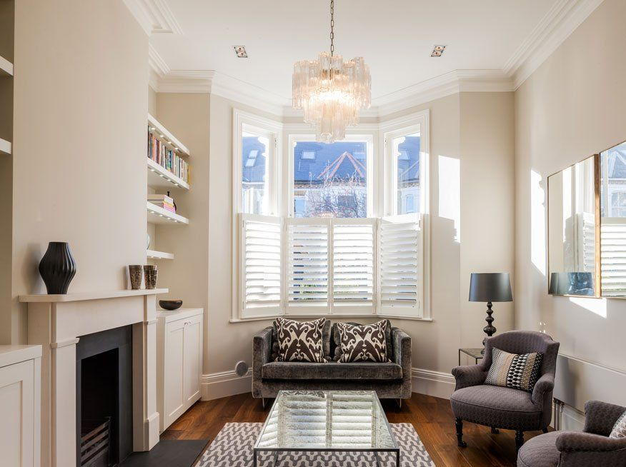 Pin On Home #shutters #for #living #room