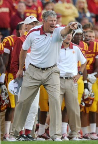 Football Cyclones Work To Get Smarter In Spring Iowa State