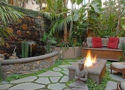 Meditation Garden | Favorite Places & Spaces | Pinterest ... on Meditation Patio Ideas id=33900