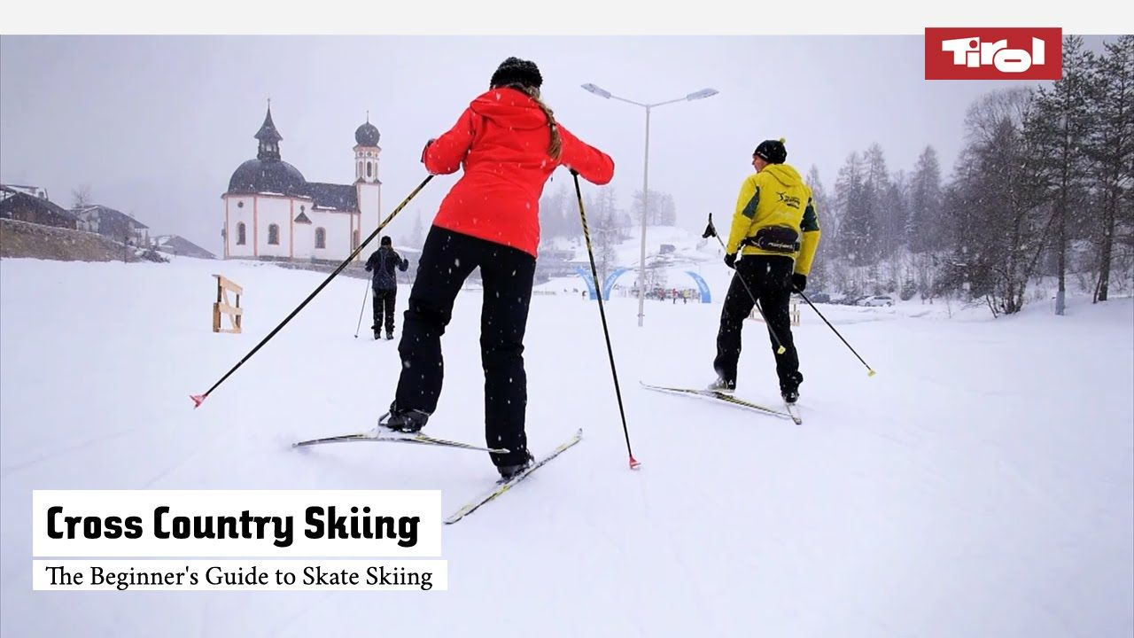 The Beginner S Guide To Skate Skiing Cross Country Skiing Youtube Cross Country Skiing Skiing Cross Country