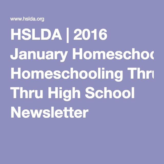 HSLDA | Dual enrolement options to best suit your teen