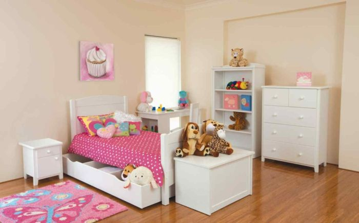22 Wohnideen Kinderzimmer Strategien bei der