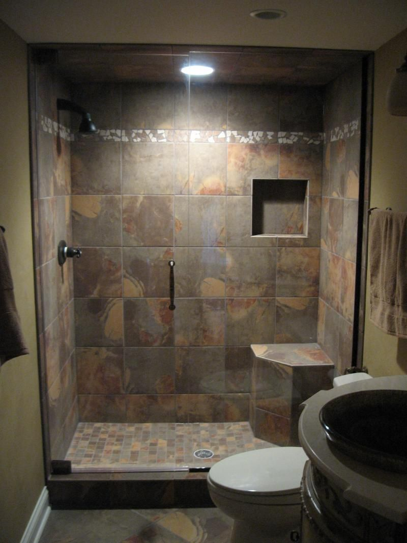showers with seats built in | Copyright 2010 Built to Last. All ...