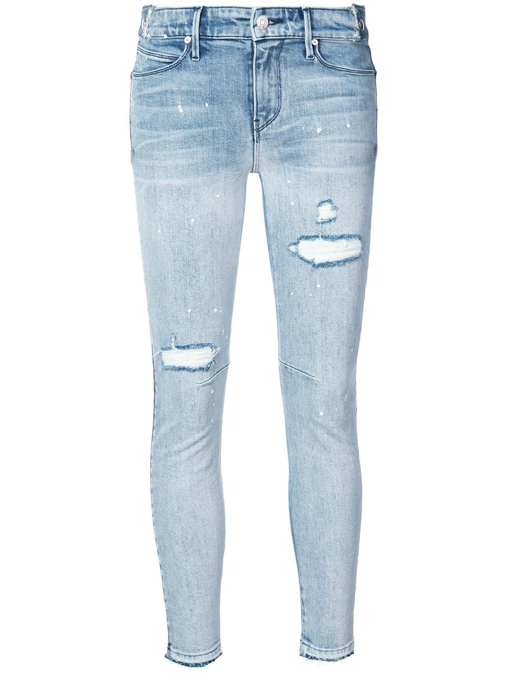 be2c178eff1 RtA distressed skinny jeans - Blue in 2019 | Products | Distressed ...