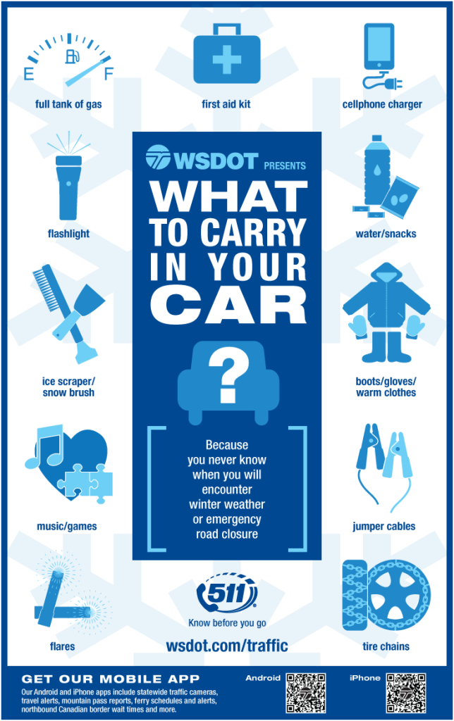 WSDOTWinterInfoGraphics92 (With images) Car emergency