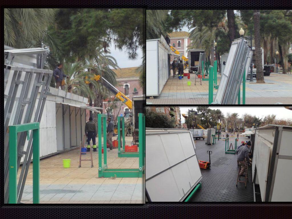 montaje de stands para ferias valencia