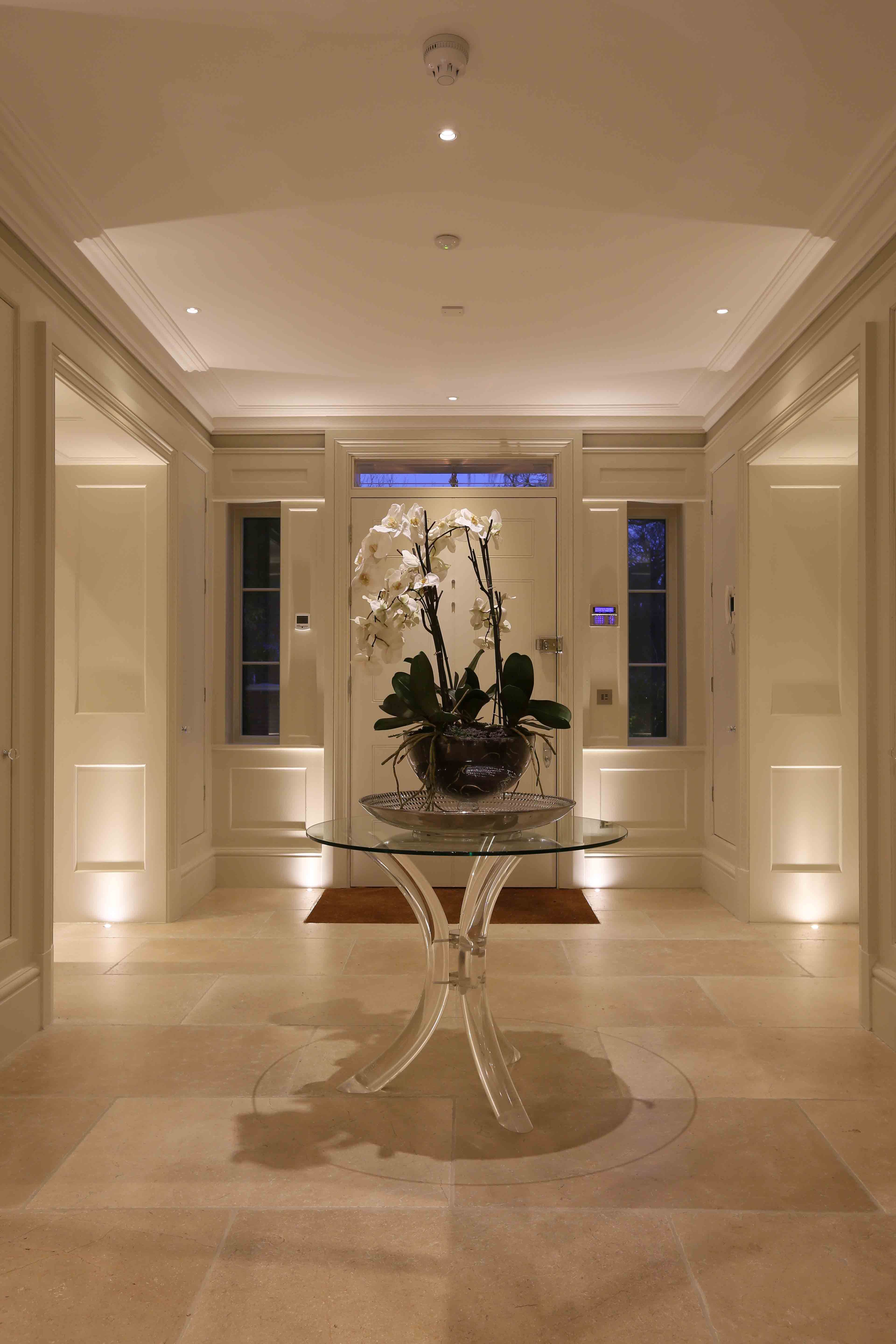 100 Best Corridors Stairs Lighting Images By John: Hallway Lighting Design By John Cullen Lighting