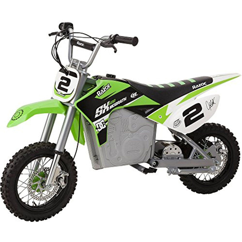 Razor Sx500 Mcgrath Dirt Rocket Mini Bike Riding Toys For Kids