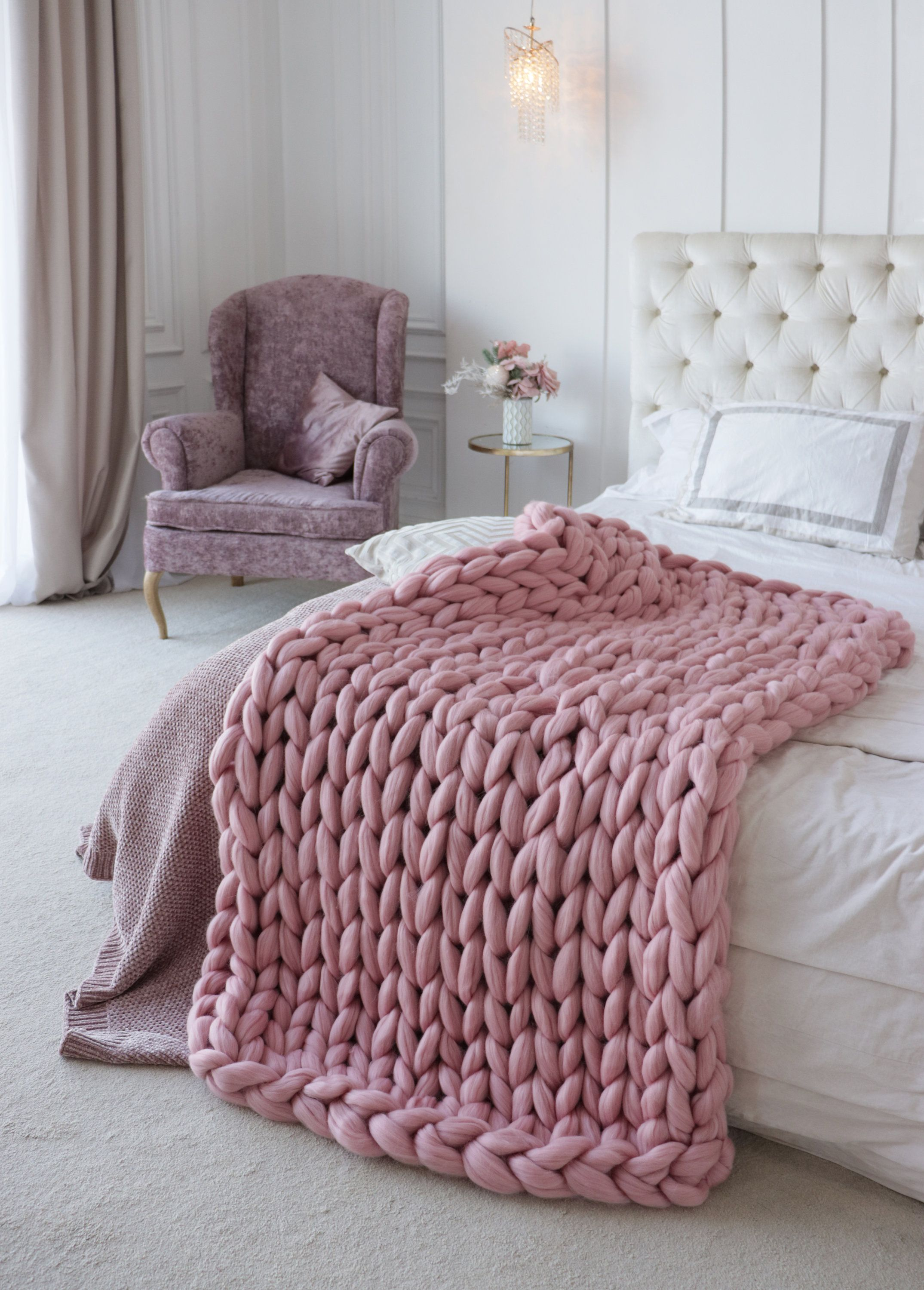 Woven Blanket Big Knit Blanket Large Knit Blanket Knit Blanket Chunky Blanket Chunky Knit Blanket Wool Hugs Mothers Day Gift In 2020 Knitted Blankets Arm Knitting Blanket Large Knit Blanket