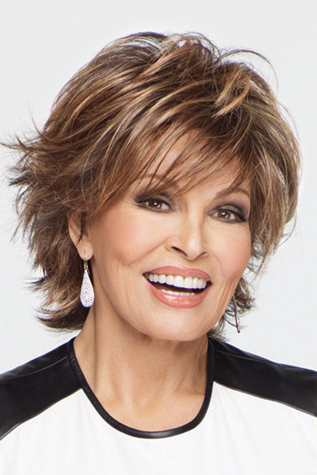 raquel welch wigs : trend setter - front 2 #shorthairstyles